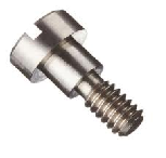 Precision Shoulder Screw � Slotted