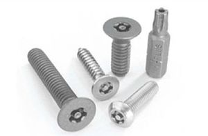 Tamper Resistant Screws